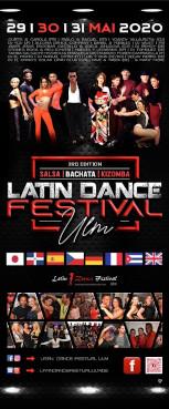 Latin Dance Festival Ulm 2020 DJ Pierro